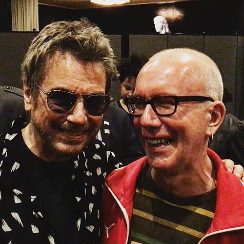 Bruce & Jean-Michel Jarre, Radio City Music Hall 2017