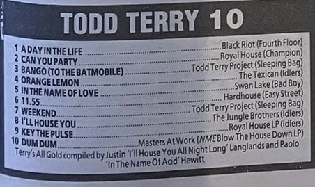 Todd Terry 10